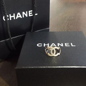 Chanel Ring 🚫🚫SOLD